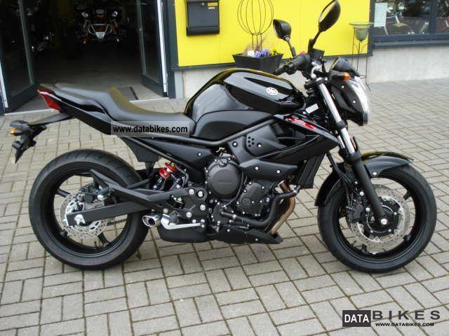 2012 Yamaha  XJ 6 N ABS ez2012 Motorcycle Motorcycle photo