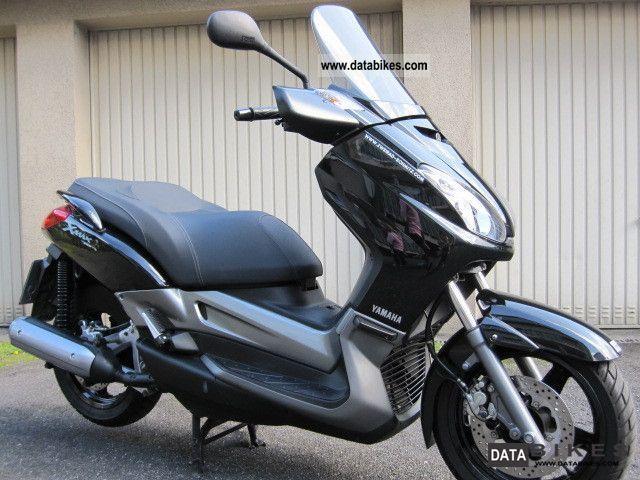 2007 Yamaha  XMAX 250 Motorcycle Scooter photo