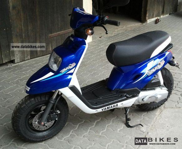 Yamaha  CW 50 2012 Scooter photo