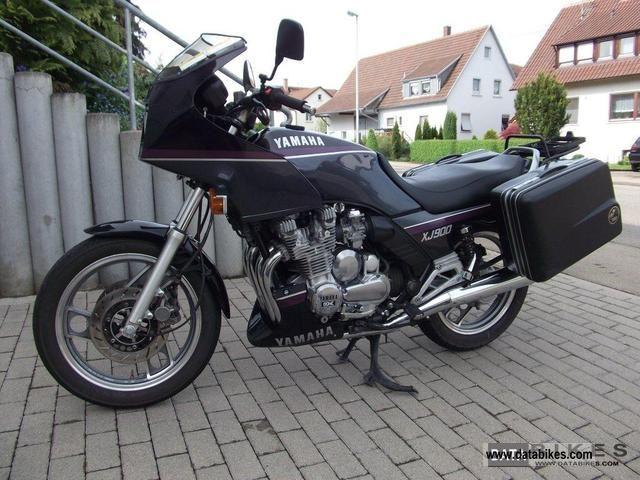 Yamaha  XJ900 1992 Tourer photo