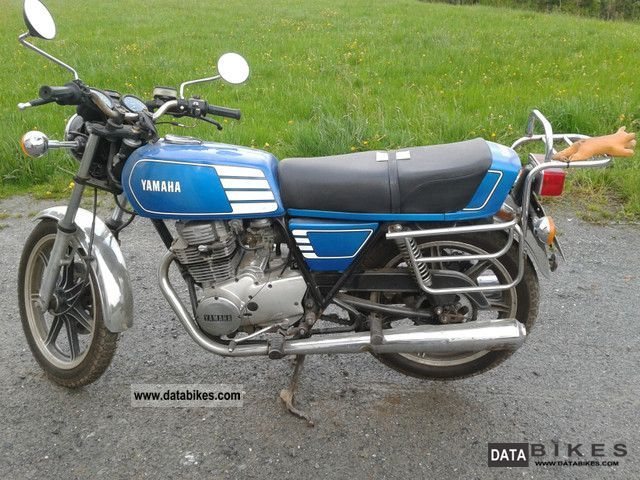 Yamaha  XS 1979 Vintage, Classic and Old Bikes photo