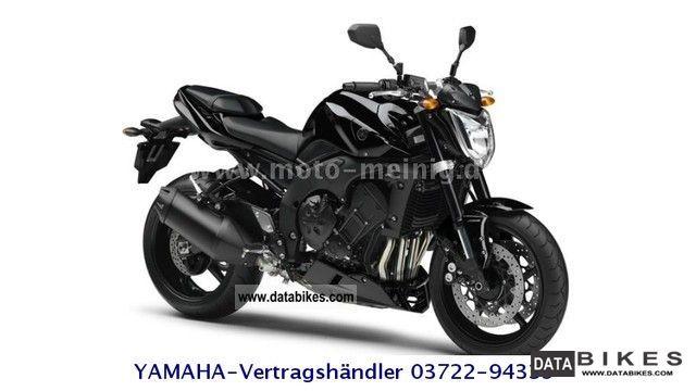 2011 Yamaha  FZ 1 ----------- ------------------ ABS Motorcycle Streetfighter photo