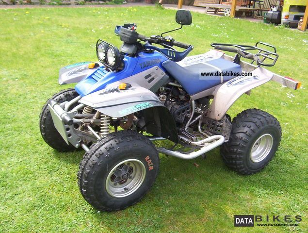 1998 Yamaha  Warrior Motorcycle Quad photo