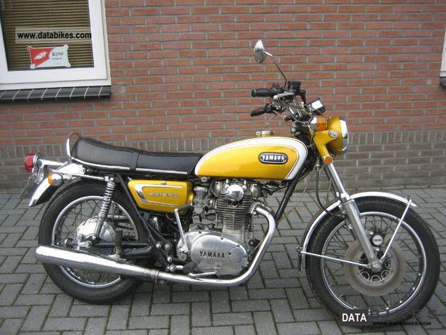Yamaha  XS 650 XS MODEL 2, SR :06-1972 1972 Vintage, Classic and Old Bikes photo