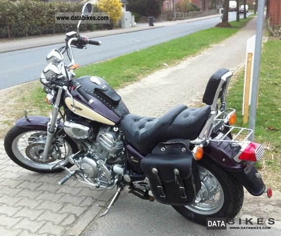 1994 Yamaha TDM 850