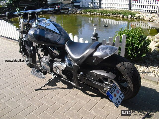 2011 Yamaha  XVS 950A Motorcycle Chopper/Cruiser photo