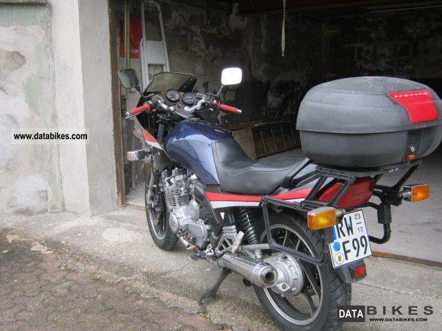 1985 Yamaha  XJ900 Motorcycle Motorcycle photo