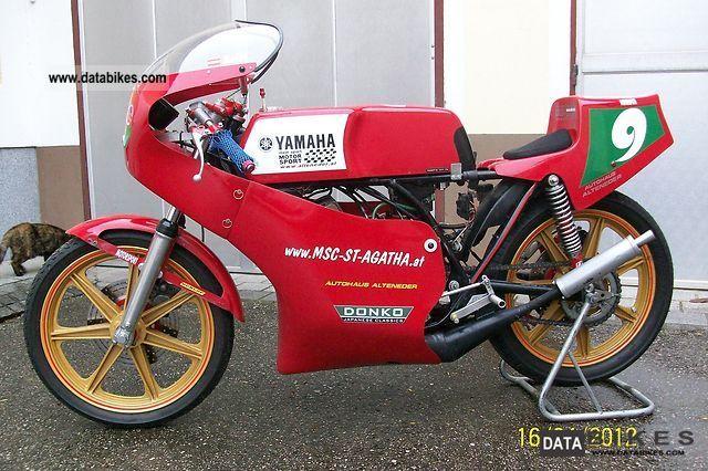 Yamaha  RD / TZ 1977 Vintage, Classic and Old Bikes photo