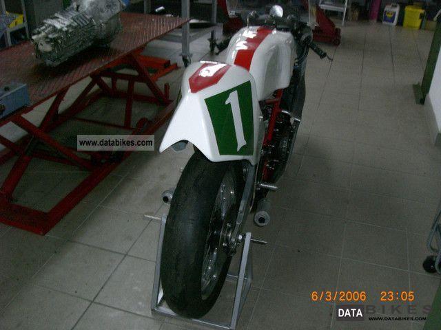1980 Yamaha  Production-RACER Motorcycle Racing photo