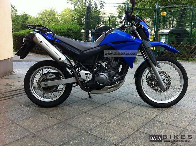 2004 Yamaha  XT 660 R Motorcycle Enduro/Touring Enduro photo