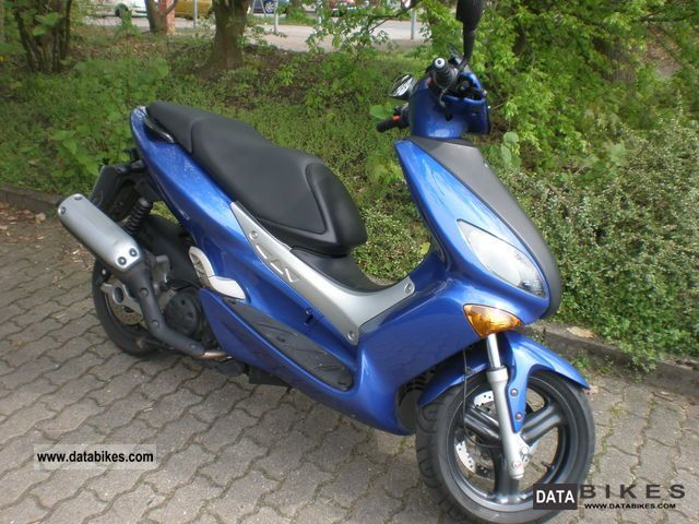 Yamaha  Maxter 150 2003 Scooter photo