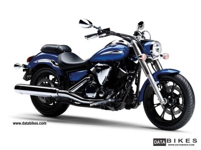 2011 Yamaha  XVS 950 Motorcycle Chopper/Cruiser photo