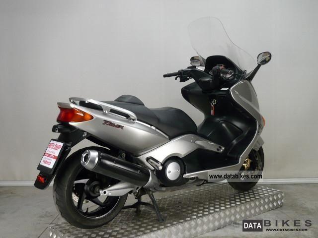 2005 Yamaha Tmax 500