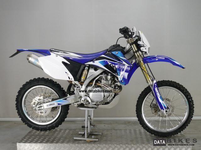 2007 Yamaha  WR 450 F Motorcycle Enduro/Touring Enduro photo