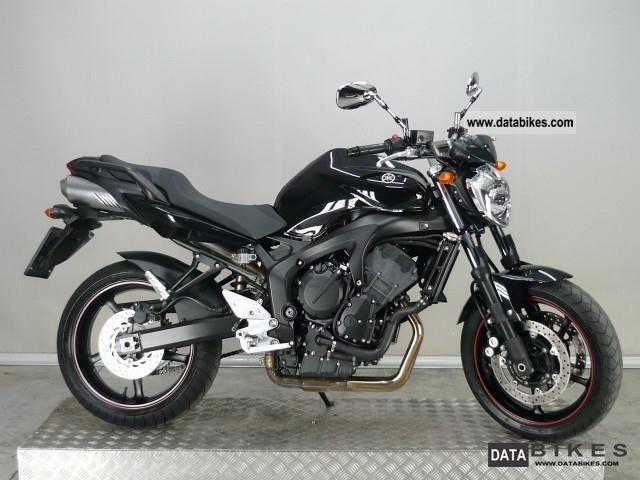 Yamaha  FZ 6 S2 2008 Naked Bike photo