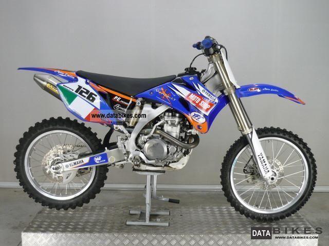 2006 Yamaha  YZ 450 F Motorcycle Rally/Cross photo