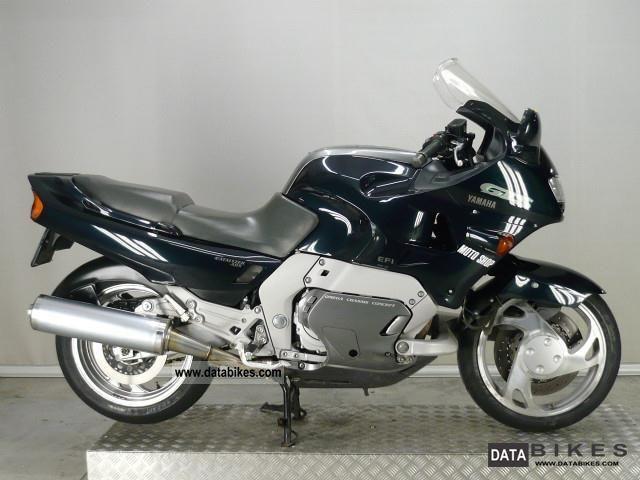 Yamaha  GTS 1000 1993 Tourer photo