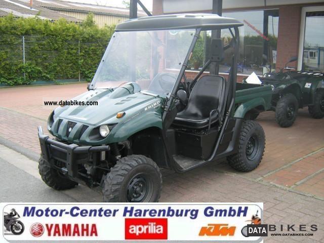 2005 Yamaha  YXR660 Rhino LOF Perm. by the authorized dealer Motorcycle Quad photo
