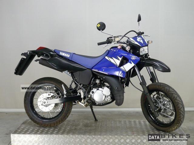 2006 Yamaha  DT 125 Motorcycle Super Moto photo