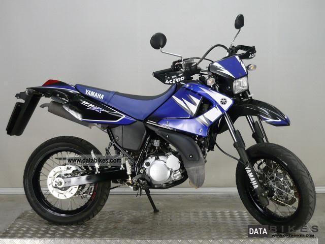 2007 Yamaha  DT 125 Motorcycle Super Moto photo