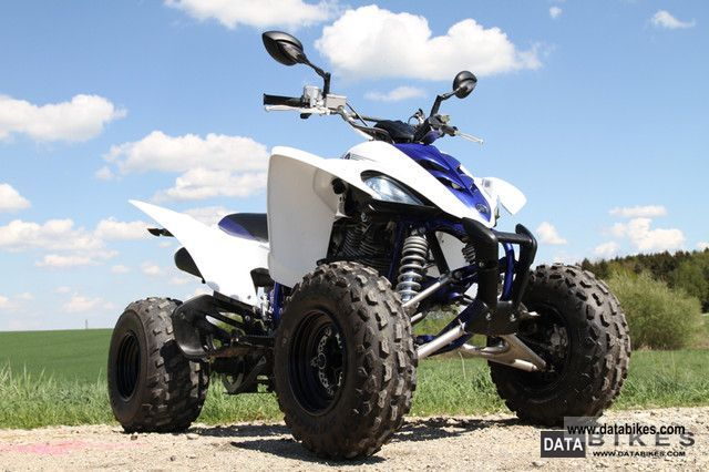Yamaha  YFM 350 R Special Edition 2009 Quad photo