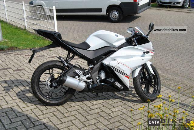 2011 Yamaha YZF - 125 R