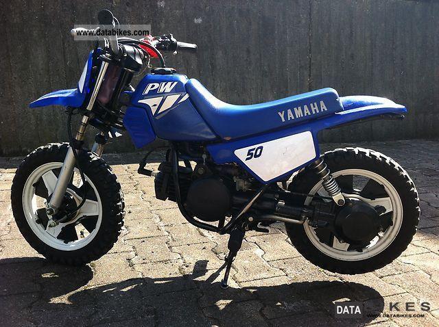 2006 Yamaha  PW Motorcycle Pocketbike photo