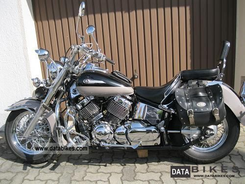 1998 Yamaha  650 Drag Star Motorcycle Chopper/Cruiser photo