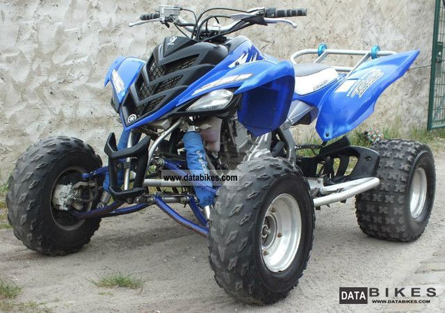 Yamaha Bikes and ATV s With