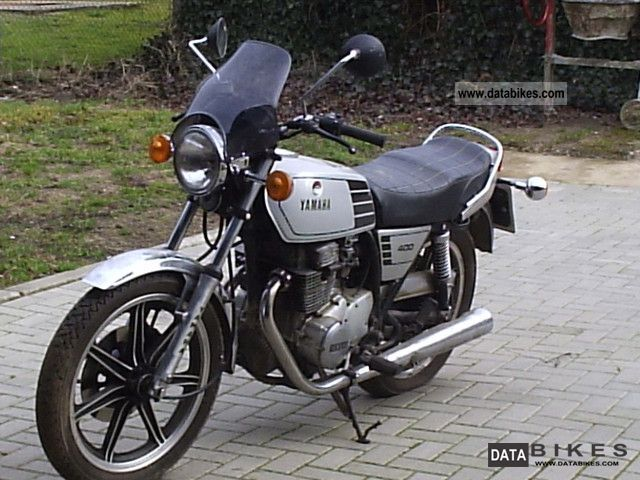Yamaha  xs400/2a2 1978 Vintage, Classic and Old Bikes photo