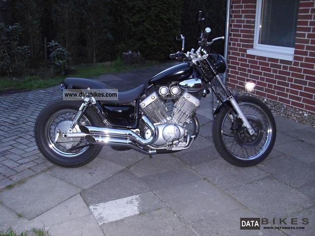 1987 Yamaha  xv 535 virago Motorcycle Chopper/Cruiser photo