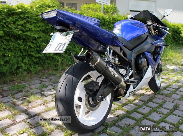 2002 Yamaha R1 Rn09
