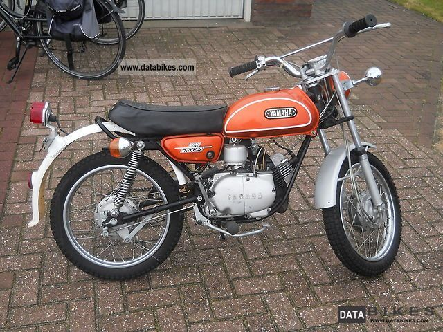 Yamaha  FT1 Mini-Enduro 1969 Vintage, Classic and Old Bikes photo