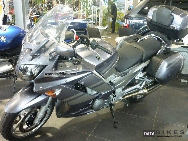 2007 Yamaha  FJR 1300 Motorcycle Motorcycle photo