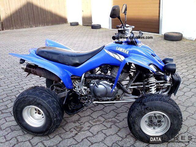 2004 Yamaha  YFM 350R Motorcycle Quad photo