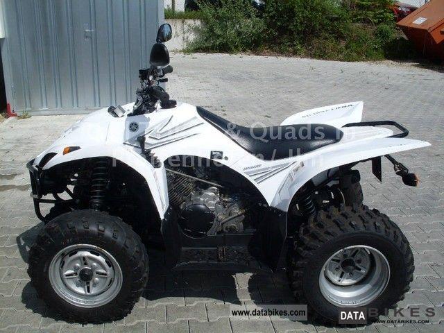 2007 Yamaha Wolverine 350