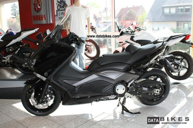 2011 Yamaha  TMAX ABS model 2012 Motorcycle Scooter photo