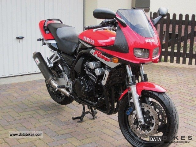 2000 Yamaha  600 Fazer FZS, totally original, MOT + tires = NEW. Motorcycle Sport Touring Motorcycles photo