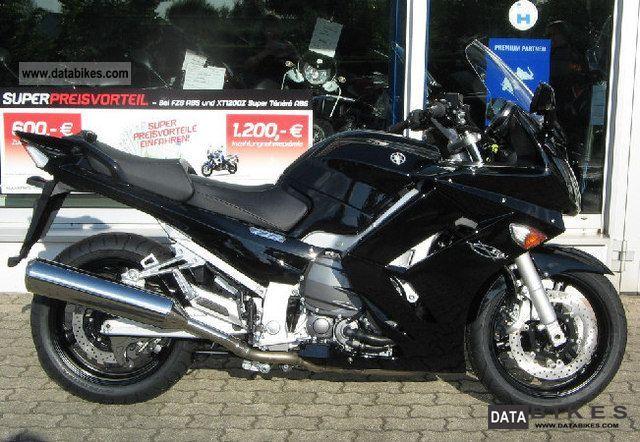 Yamaha  FJR1300A 2012 Tourer photo