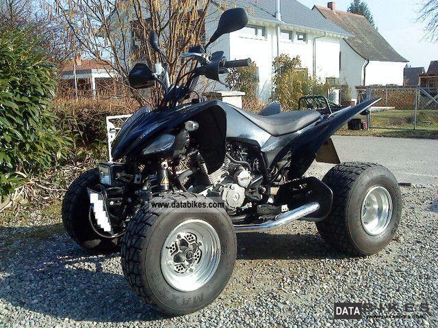 2009 Yamaha  yfm 250 r Motorcycle Quad photo
