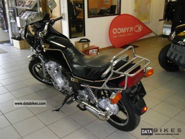 1987 Yamaha  XJ 900 Motorcycle Motorcycle photo