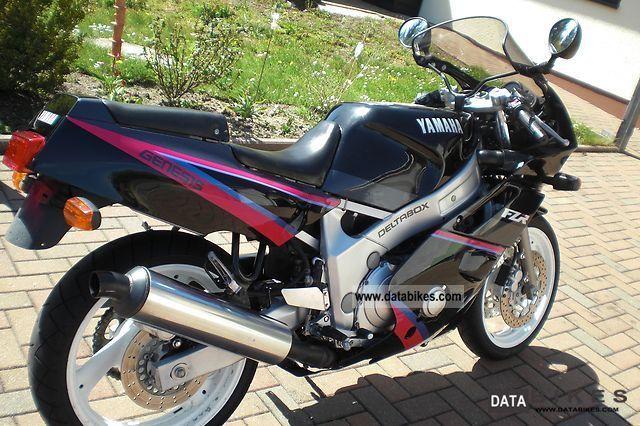 1991 yamaha fzr 600 for Yamaha fzr fairings
