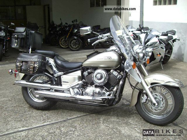 2003 Yamaha  XVS 650 A Classic 2 Attention Motorcycle Chopper/Cruiser photo