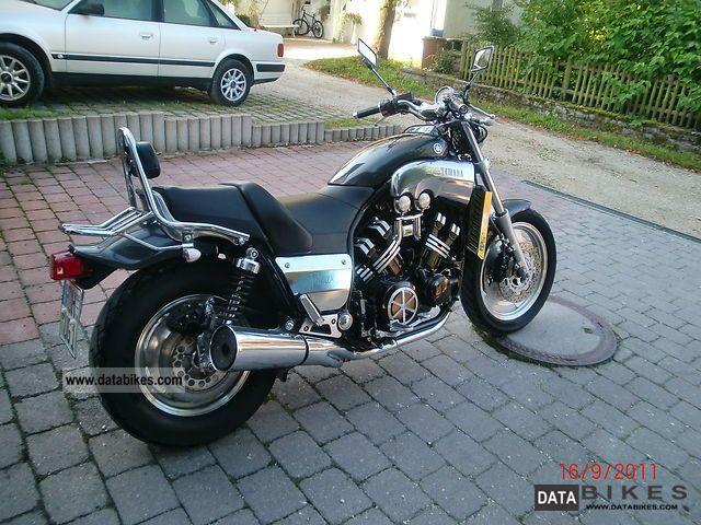 1999 Yamaha  V-max Motorcycle Naked Bike photo