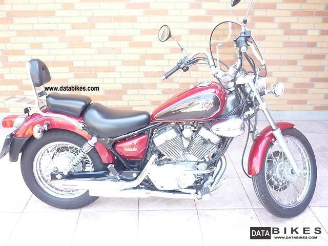 Yamaha  Virago 1999 Chopper/Cruiser photo