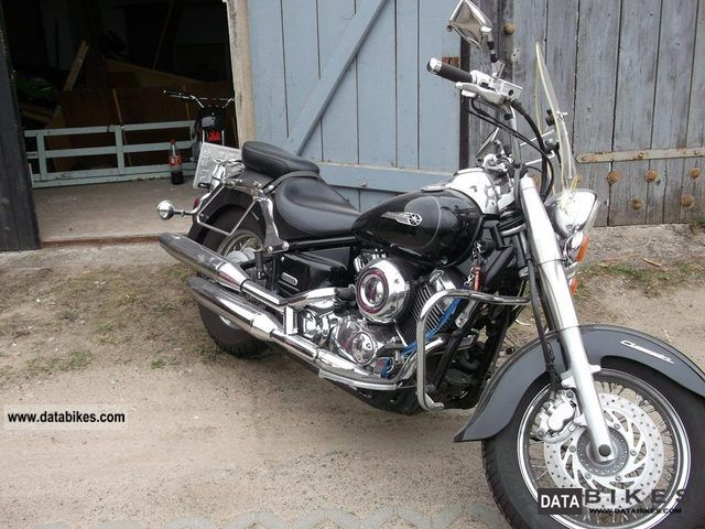 2005 Yamaha  Dragstar Motorcycle Chopper/Cruiser photo
