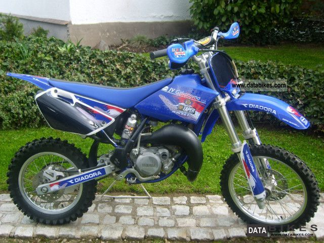 2004 Yamaha  YZ 85 small wheels Motorcycle Rally/Cross photo
