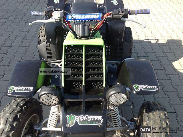 Yamaha  Banshee 2012 Quad photo