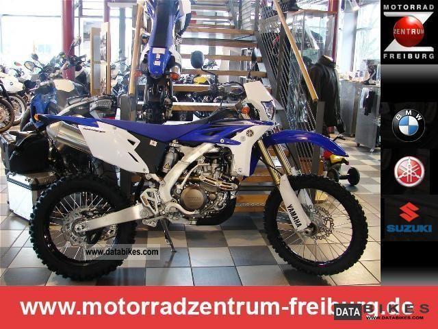 2011 Yamaha  WR450F Motorcycle Other photo