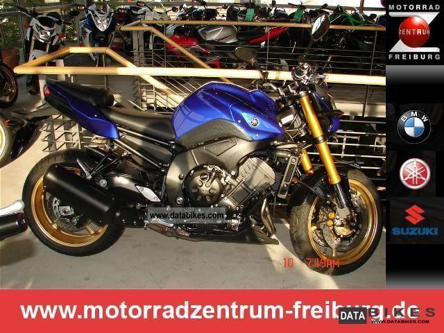 2012 Yamaha  FZ8 ABS DPBMC Motorcycle Other photo